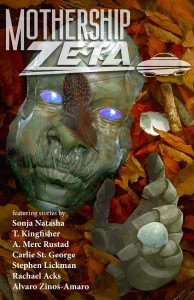 Mothership Zeta issue 2, volume 1 - Escape Artists, Inc