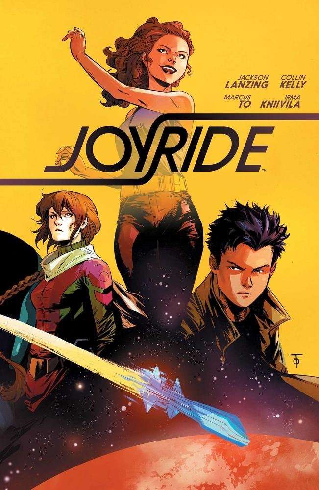Image of the cover of Joyride 1